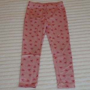 🎁Jumping beans brushed fleece lined pants sz 4T